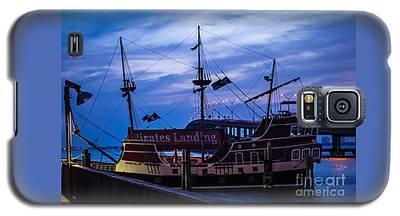 Pirate Ship Galaxy S5 Case