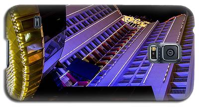 Plaza Hotel Downtown Vegas Galaxy S5 Case