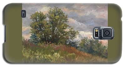 Plein Air - Near The Chicopee River Galaxy S5 Case