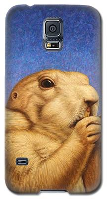 Groundhog Galaxy S5 Cases