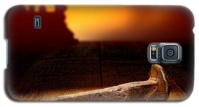 Railroad Spike Galaxy S5 Case