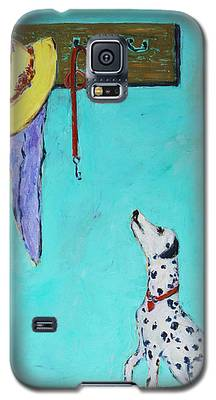 Ready To Go Out Galaxy S5 Case