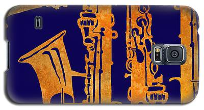 Saxophone Galaxy S5 Cases