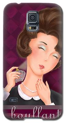 Retro Hairdos-bouffant Galaxy S5 Case
