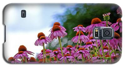 Rising Echinacea Galaxy S5 Case