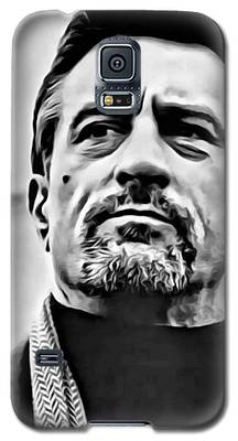 Robert De Niro Portrait Galaxy S5 Case