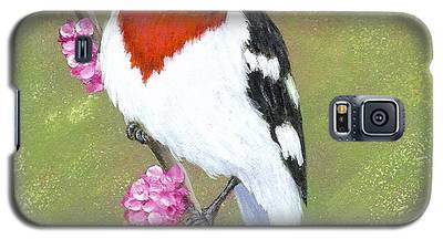 Rose-breasted Grosbeak Galaxy S5 Case
