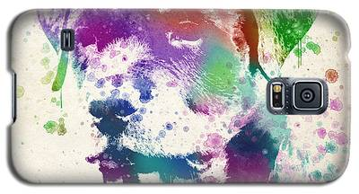 Rottweiler Galaxy S5 Cases