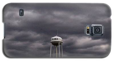 Ruma Illinois Water Tower Galaxy S5 Case