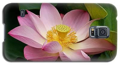 Sacred Lotus Galaxy S5 Case
