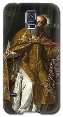 Saint Augustine Galaxy S5 Case