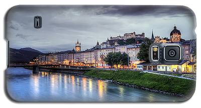 Salzburg Sunset Galaxy S5 Case