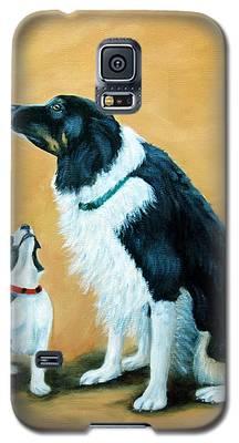 Sammy And Breagh Galaxy S5 Case