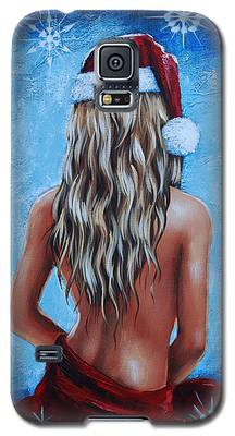 Santa's Helper Galaxy S5 Case