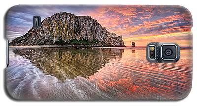 Sapphire Red Galaxy S5 Case
