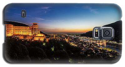 Schloss Heidelberg Galaxy S5 Case