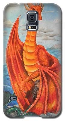 Sea Shore Pair Galaxy S5 Case