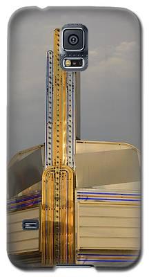 Seattle Theatre Galaxy S5 Case