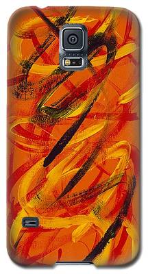 Secret Message Galaxy S5 Case