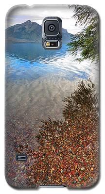 Shadow Pebbles Galaxy S5 Case