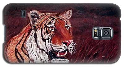 Siberian Tiger Galaxy S5 Case