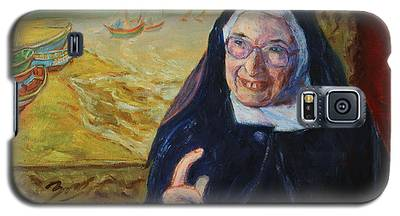 Sister Wendy Galaxy S5 Case