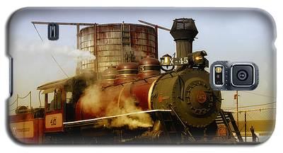 Skunk Train Galaxy S5 Case