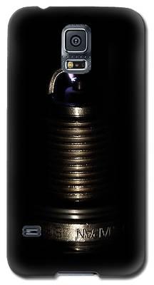Spark Plug Galaxy S5 Case