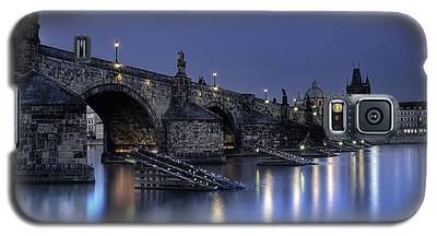 St Charles Bridge Galaxy S5 Case