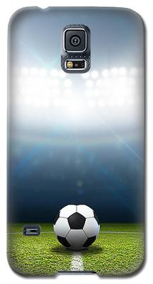 Soccer Galaxy S5 Cases
