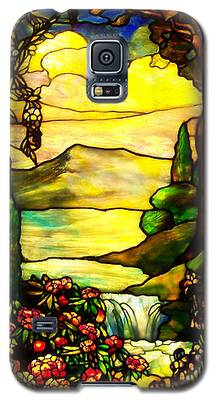 Stained Landscape 2 Galaxy S5 Case