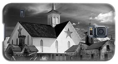 Star Barn Complex In Infrared Galaxy S5 Case
