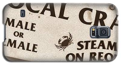 Steamed Crabs - Mike Hope Galaxy S5 Case
