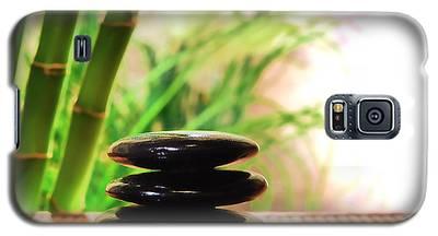 Stone Cairn Galaxy S5 Case