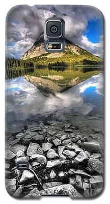Storm Mountain II Galaxy S5 Case
