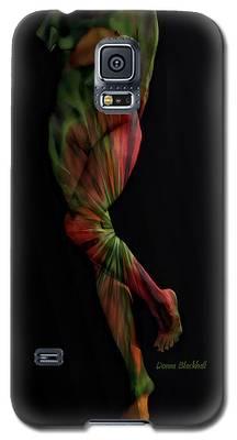 Street Artist Galaxy S5 Case