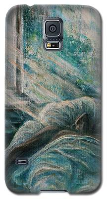 Struggling... Galaxy S5 Case