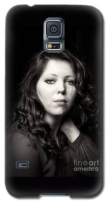 Sultry In Sepia Galaxy S5 Case