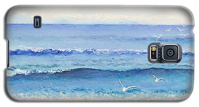 Summer Seascape Galaxy S5 Case