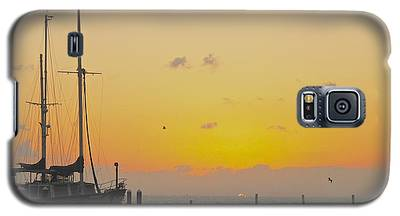 Summer Sunrise Galaxy S5 Case