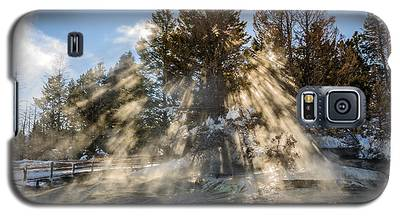 Sunlight Through The Trees 2 Galaxy S5 Case