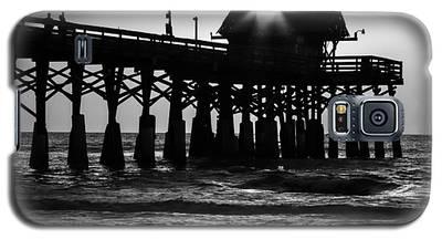 Sunrise Over Pier Galaxy S5 Case