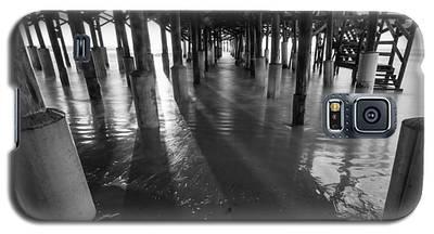 Sunrise Under Pier Galaxy S5 Case
