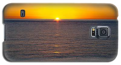 Sunset Over Baja Galaxy S5 Case