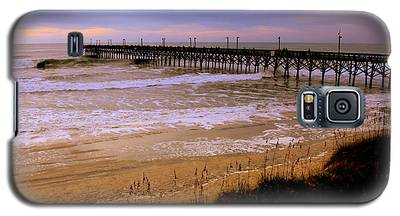 Surf City Pier Galaxy S5 Case