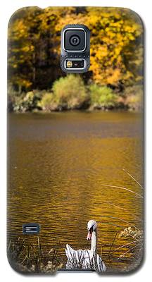 Swan Lake Galaxy S5 Case