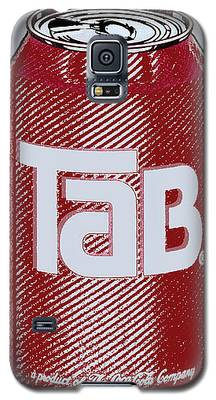 Tab Ode To Andy Warhol Galaxy S5 Case