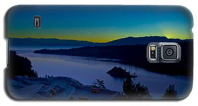 Tahoe Sunrise Galaxy S5 Case