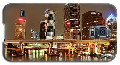 Tampa Skyline Galaxy S5 Case