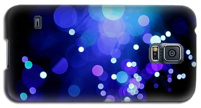 Tangled Up In Blue Galaxy S5 Case